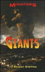 Giants, winner of the 2005 San Diego Book Award for Best Children's and Young Adult Nonfiction