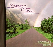 Cover of Emerald Drive by Tommy Fox with lyrics by Bradley Steffens