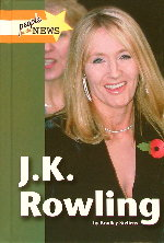 "J.K. Rowling, winner of the 2007 Theodor S. Geisel Award for ""Best of the Best"" of the San Diego Book Awards"